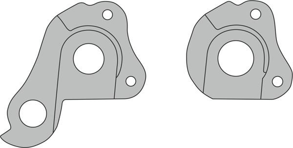 Kross DP-41 Gear Hanger