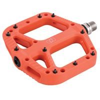 Oxford Loam 20 Nylon Flat Pedals Orange