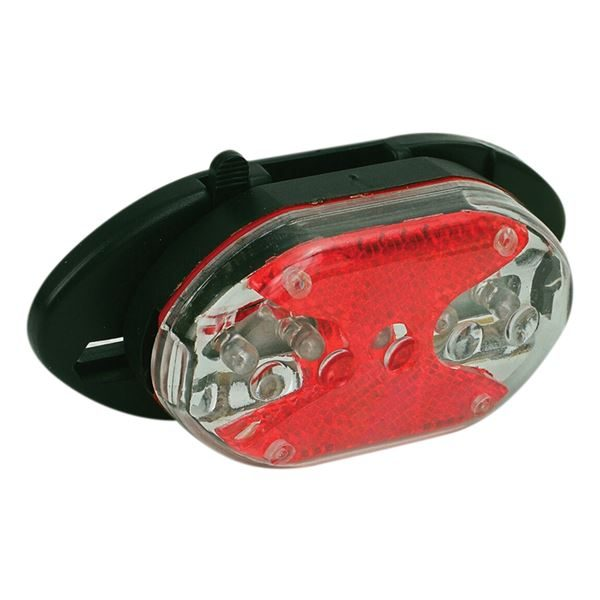 Oxford Ultratorch 5 LED Carrier Tail Light