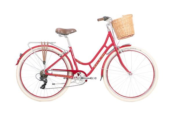 Raleigh Willow Cherry Red