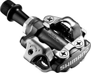 Shimano M540 SPD Pedals Black