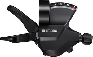 Shimano SL-M315-8R Shift Lever, Band on, 7 Spd, Right hand