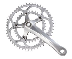 Raleigh Double 52/42t 170mm Alloy Chainset