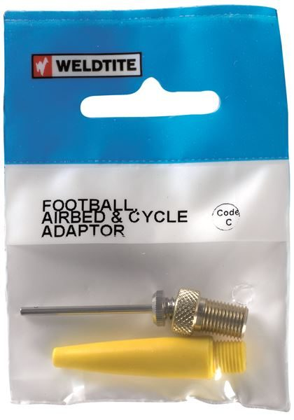 08066 fball airbed and cycle adaptor
