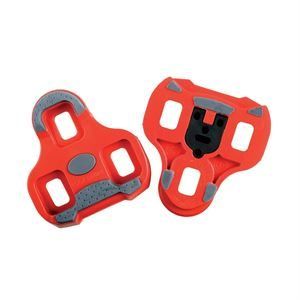 Look Keo Cleat with Gripper 9° Float Red