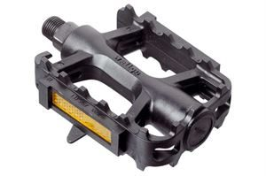 """Raleigh 9/16"""" Resin MTB Pedals"""