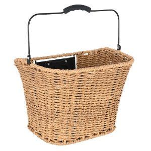 Oxford Magdalen Rattan Front QR Basket Bracket Not Included
