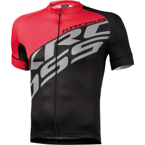 Rubble Jersey Black Red