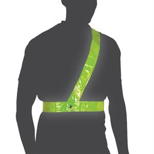 Oxford Cycle Bright Belt Reflective Shoulder Strap