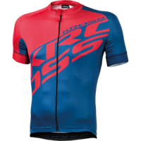 Rubble Jersey -Red-Blue