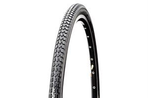 16x1 3/8 Raleigh Record Black Tyre