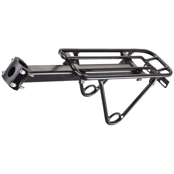 Oxford Seatpost Fit Carrier -Black