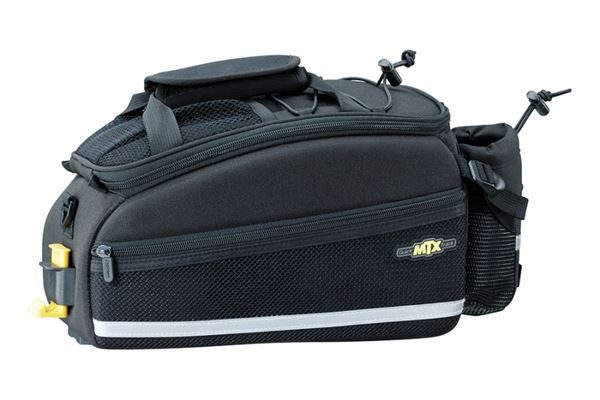 Topeak MTX Trunk Bag EX & EXP With Roll Out Panniers