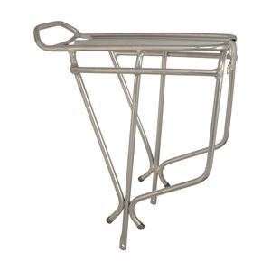 Oxford 700c Silver Alloy Rear Carrier