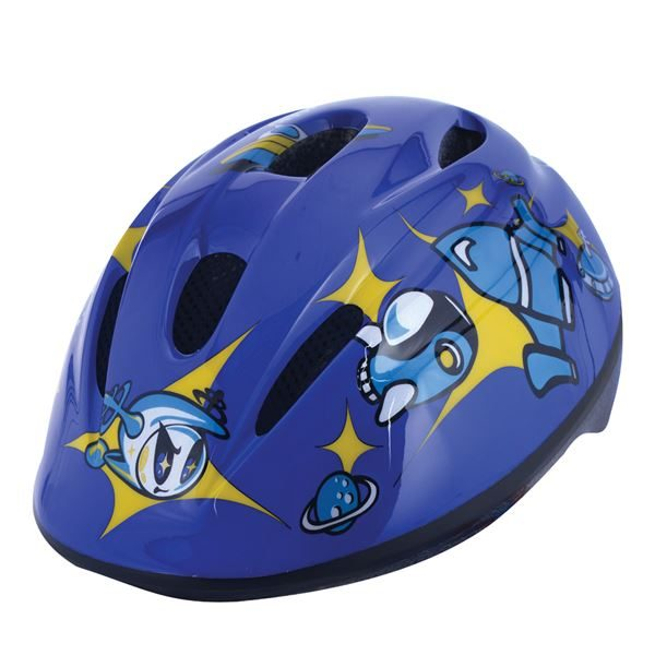 Oxford Little Rocket Helmet Blue 46-52cm