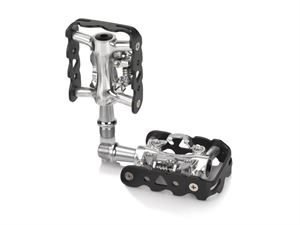 XLC 1-Sided SPD Pedals Black
