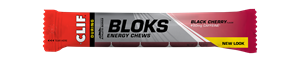 Clif Blok Energy Chews Black Cherry