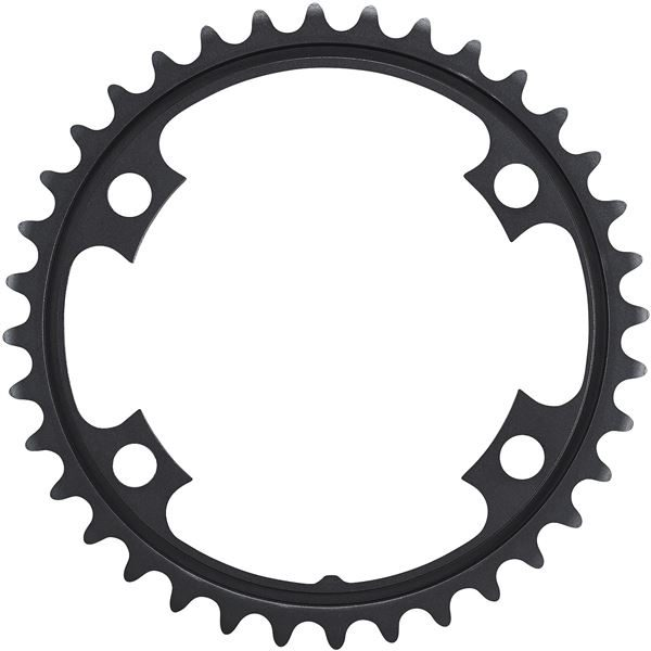 Shimano FC-6800 Chainring 39T-MD for 53/39, Black