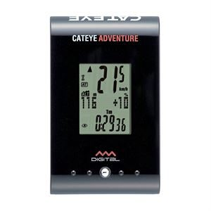 Cateye Adventure Wireless Altimeter
