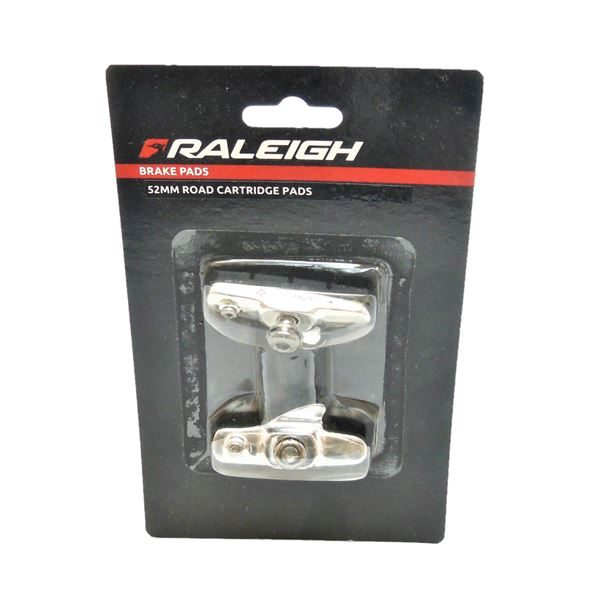 Raleigh Road Cartridge Caliper Brake Blocks 52mm