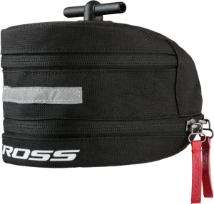 Kross Flow X/L Expandable Q/R & Velcro Saddle Bag