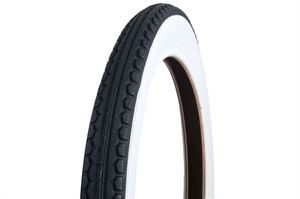16x1.75 Raleigh White Wall Tyre
