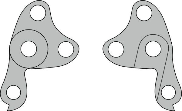 Kross DP-51 Gear Hanger