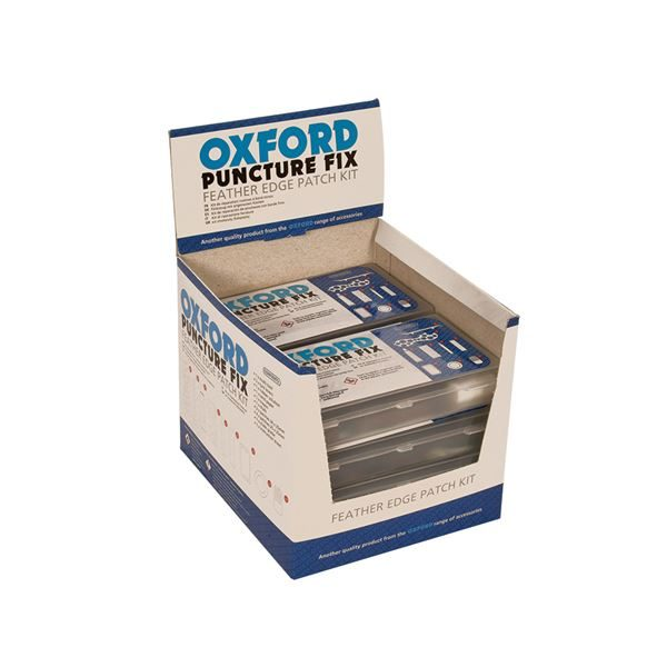 Oxford Puncture Repair Kit with Tools