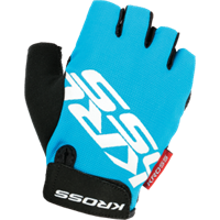 Kross Flow SF Mitt Blue White Lettering