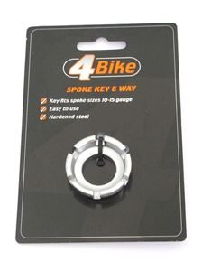TL4B005 Spoke Key 6 Way2