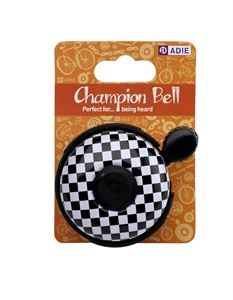 Adie Champion (Chequer & Star) Ping Bell