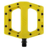 Yellow DMR V11 Pedals