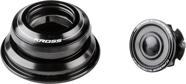 """Kross HTS-1 1 1/8"""" Tapered Semi Integrated Aheadset"""