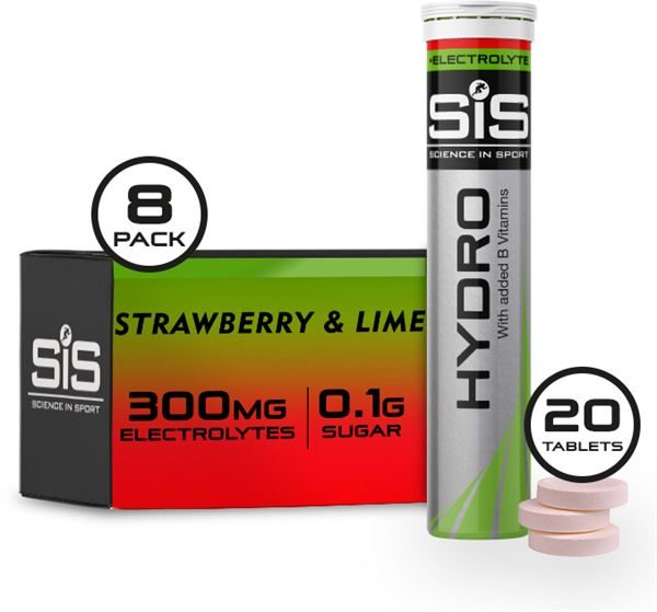SIS GO Hydro Tablet - Tubes (20 Tablets in a Tube)