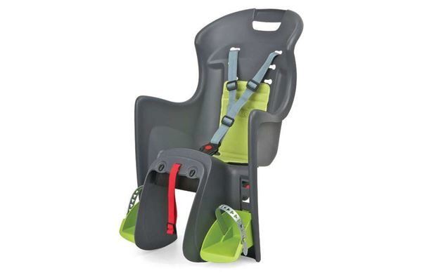 Snug Carrier Fit Childseat Grey & Green