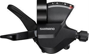 Shimano SL-M315-8R Shift Lever, Band on, 8 Spd, Right hand