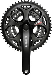 Shimano A073 50/39/30t Triple Chainset
