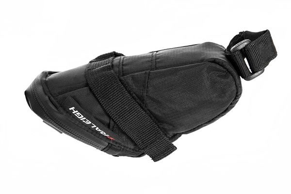 Raleigh Saddle Bag Small 0.4L Velcro Fit - Black