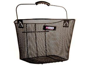 Adie Front Mesh Basket