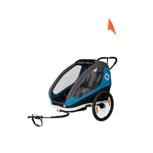 Twin Child Cycle Trailer