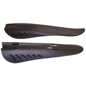 Oxford Mudcatcher 2 Splash Guard Set- Black