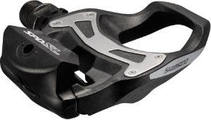 Shimano PD-R550 SPD SL Road Pedals, Resin Composite, Black