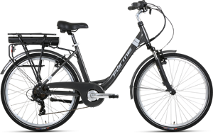 Forme Cromford ELS E-Bike Grey