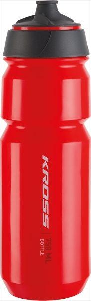 Kross Team Issue Water Bottle 750ml Red